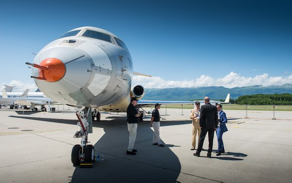Bombardier donates Global 7500 flight test vehicle to Centennial College Dedicated Centre for Aerospace and Aviation