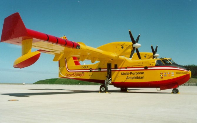 Bombardier Finalizes the Sale of its Amphibious Aircraft Program to Viking Air Limited
