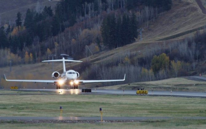 Bombardier Global Aircraft Surpass 2,500 Takeoffs and Landings in Aspen