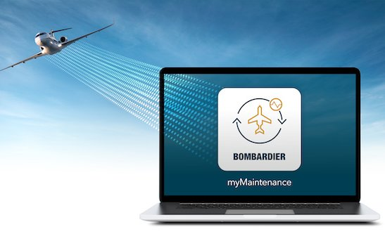 Bombardier launches App for Smart Link Plus connected aircraft program