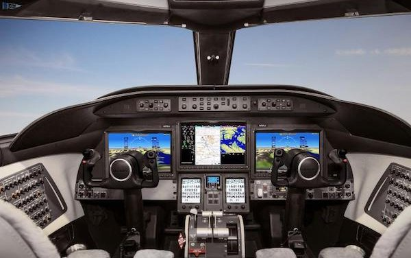 Bombardier Learjet gets avionics upgrade