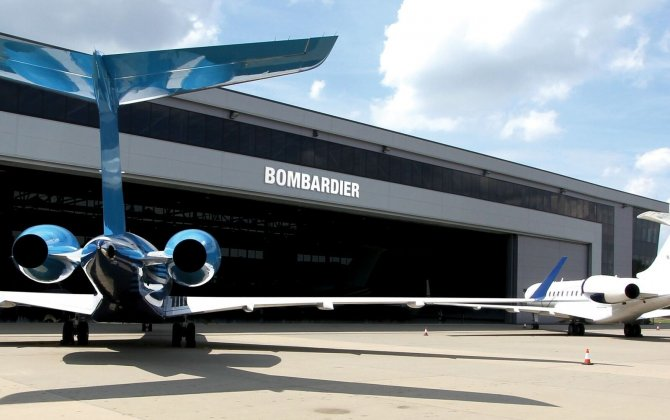 Bombardier London Biggin Hill Service Centre Demonstrates its Extensive Maintenance Capabilities