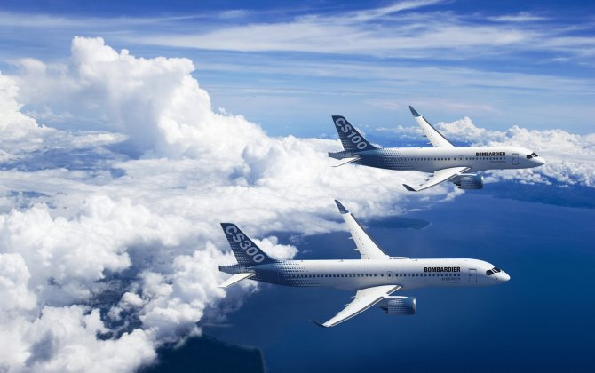 Bombardier Obtains Same Type Rating for Both C Series Jetliners