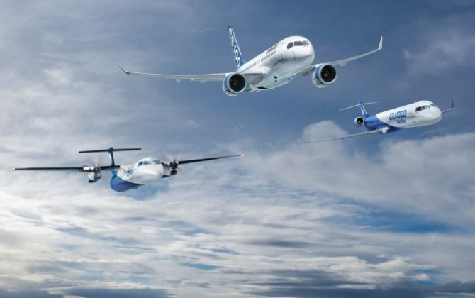 Bombardier Predicts Latin America's 60- to150-seat aircraft Fleet Will Double by 2036