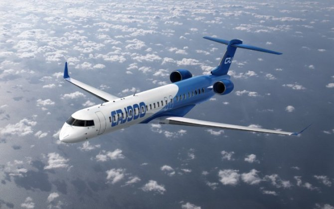 Bombardier Secures Firm Order for 10 CRJ900 Aircraft
