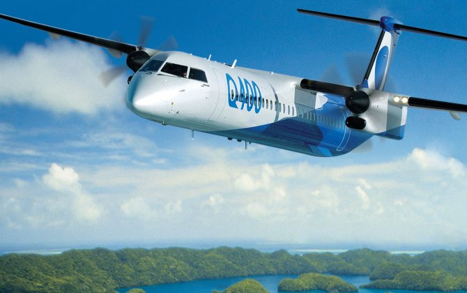 Bombardier Sells Five Q400 Aircraft to an Undisclosed Customer