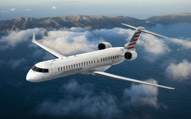 Bombardier Signs Contract with American Airlines for 15 Firm CRJ900 Aircraft