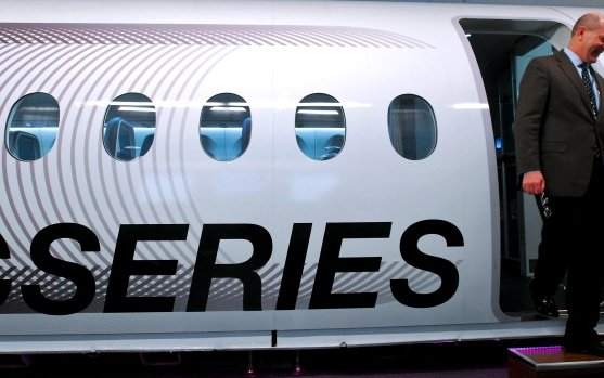 Bombardier to announce major CSeries deal with Delta: report