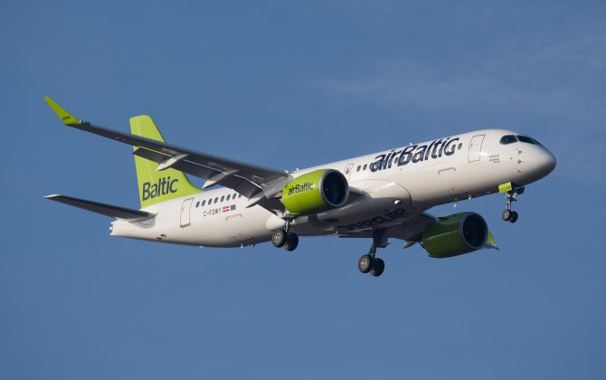 Bombardier to Celebrate C Series' First Year in Service by Showcasing a CS300 Aircraft in airBaltic's livery at 2017 Paris Air Show