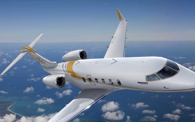 Bombardier to Introduce Head-up Display and Enhanced Vision System Option on Best-selling Challenger 350 Aircraft