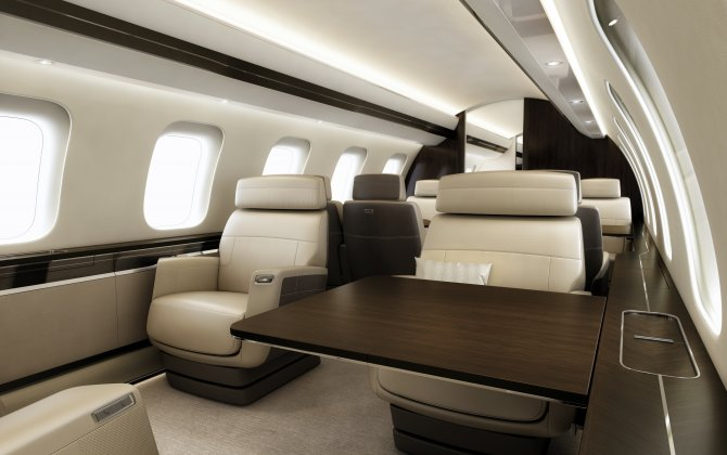 Bombardier to Showcase Cabin Comfort Leadership with China Debut of Global 7000 Mock-up at ABACE