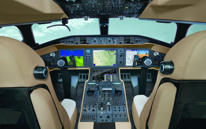Bombardier WAVE high-speed Ka-band Wi-Fi service for Global 5000 and Global 6000 receives Transport Canada certification