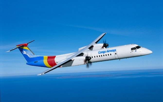 Bombardier Welcomes Africa's Congo Airways to the Q400 Turboprop Family of Operators