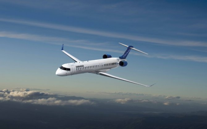 Bombardier's CRJ Series Now Certified to Operate at Up to ISA+40°C
