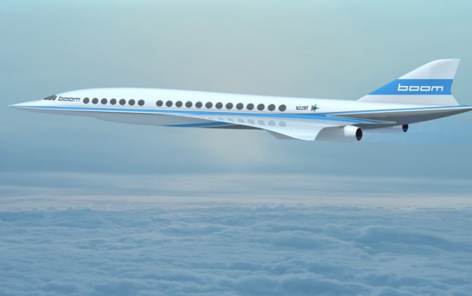 Boom Is Serious About Building the Supersonic Passenger Jet of the Future