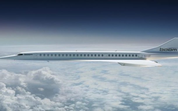 Boom Supersonic Closes $100 Million to Develop its Mach-2.2 Airliner