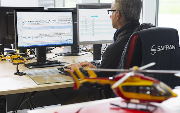 Brand new Health Monitoring service launched by Safran