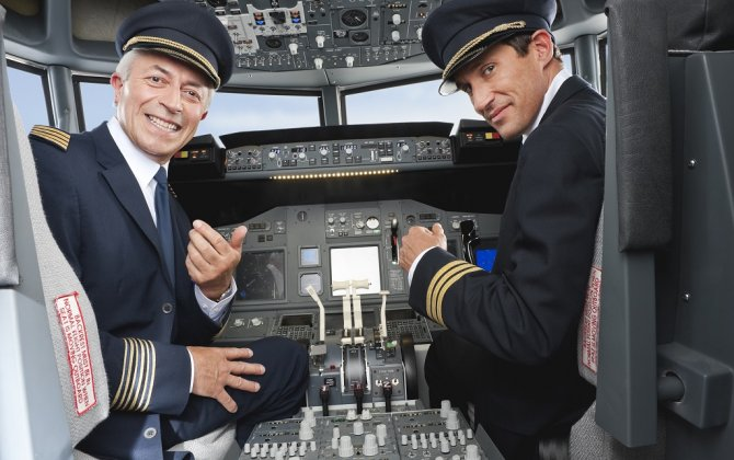 Bright prospects for pilots coming from The Big City of Istanbul
