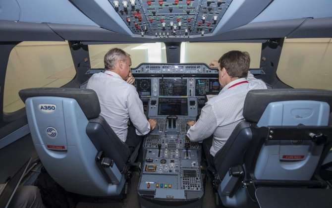 Bringing airline experience into A350-1000 testing