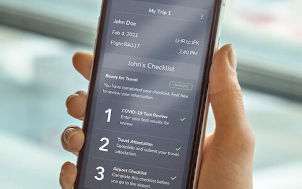 British Airways expands the use of VeriFLY to all inbound International flights to the UK