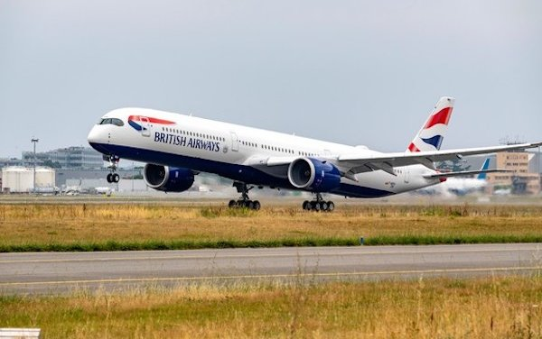 British Airways First UK airline to offset Carbon Emissions on flights within the UK from 2020