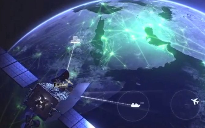 Broadband in the sky will be a $130 billion market by  2035