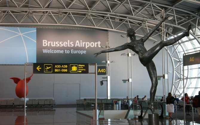 Brussels Airport sees return of major foreign carriers
