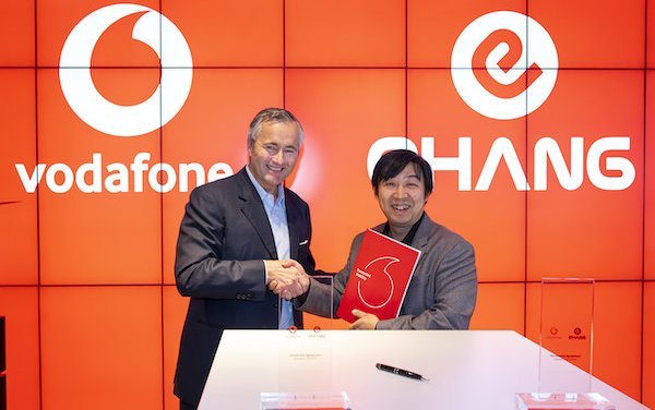 Building urban air mobility ecosystem - EHang with Vodafone