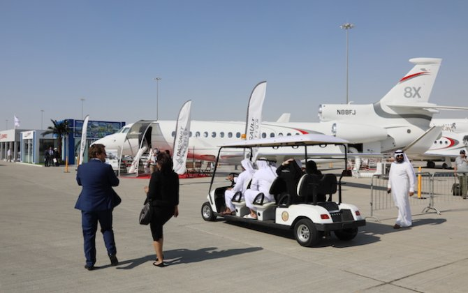Business Aviation at home in Dubai