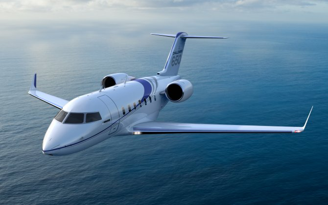 Business aviation demand hits three-year low in first half