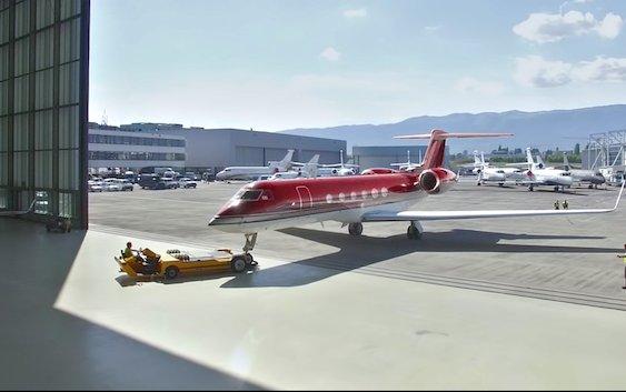 Business aviation insider - Geneva Airpark the only gateway to western Switzerland