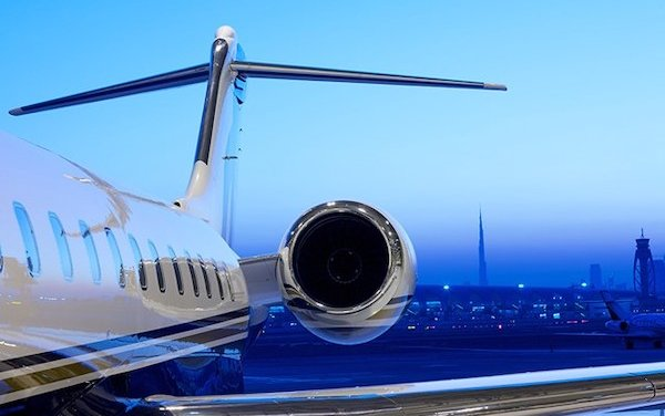 Business aviation market recovers - ExecuJet expands Middle East fleet