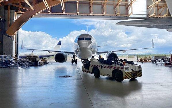 Busy June 2021 at AMAC Aerospace
