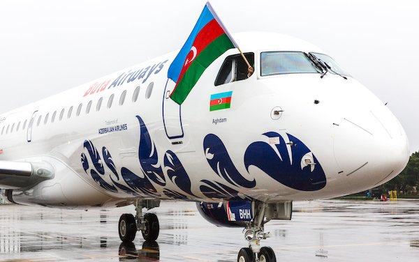 Buta Airways replenished its fleet with another Embraer E-190