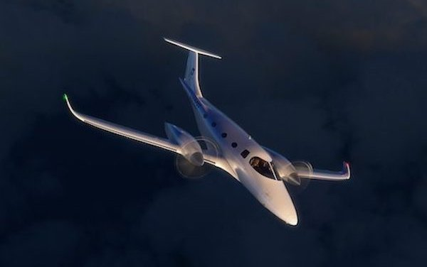 Bye Aerospace unveils 8-Seat All-electric eFlyer 800, Safran to support propulsion design