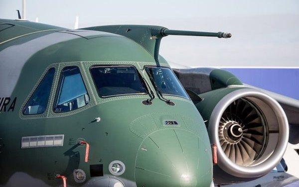 C-390 Millennium receives Aviation Week Grand Laureate in the Defense Segment