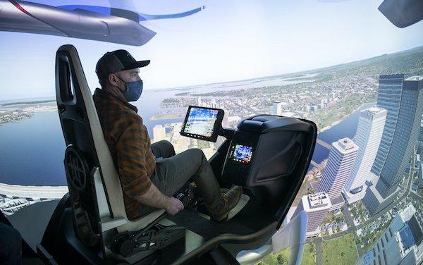 CAE & BETA Technologies strategic partnership for pilot and maintenance training program
