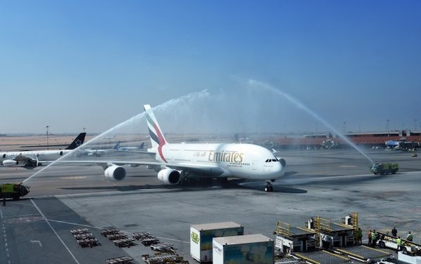 Cairo joins the Emirates A380 network