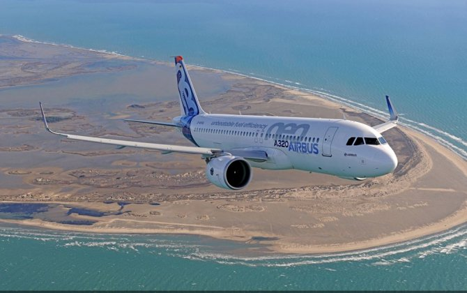 CALC orders 50 A320neo aircraft