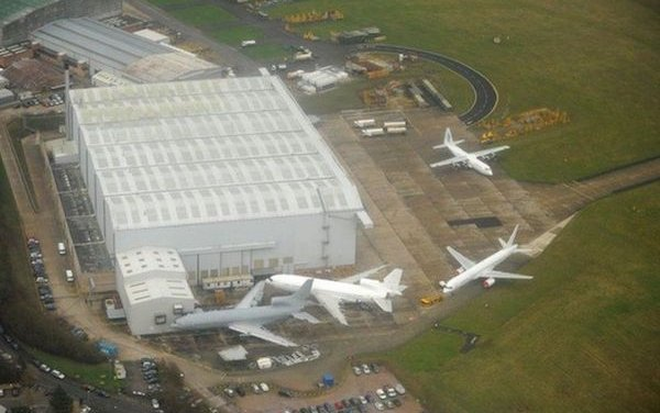 Cambridge Airport - new director, plans for growth