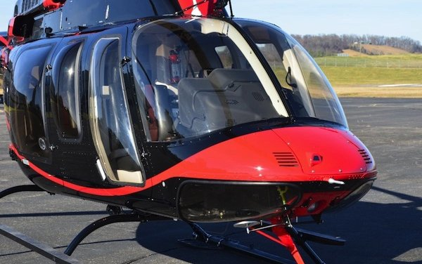 Canadian approval received for Astronics Enhanced Vision Systems Bell 407 Helicopters