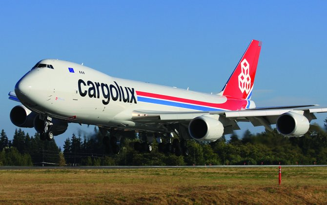 Cargolux 747-8F first to reach 1 million hours on the GEnx engine