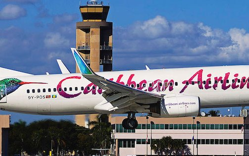 Caribbean Airlines Cargo Interlines With Alaska Airlines
