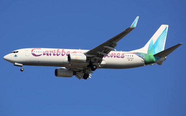Caribbean Airlines Restricts International Flights But Domestic Operations Continues