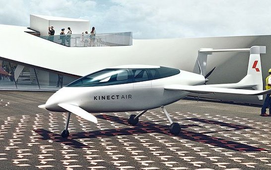 Cassio hybrid-electric aircraft is now available for U.S. fractional ownership with KinectAir