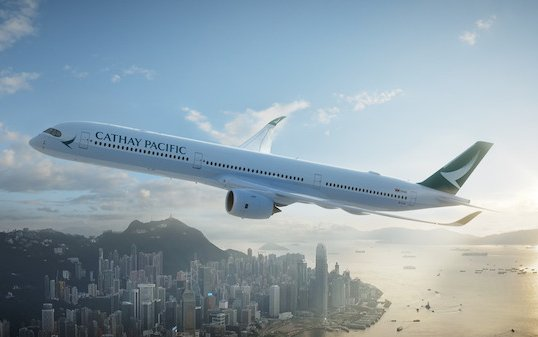 Cathay Pacific recapitalisation financing of USD5bn