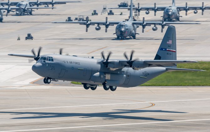 CC-130J Super Hercules delivers IRB Commitments for Canada