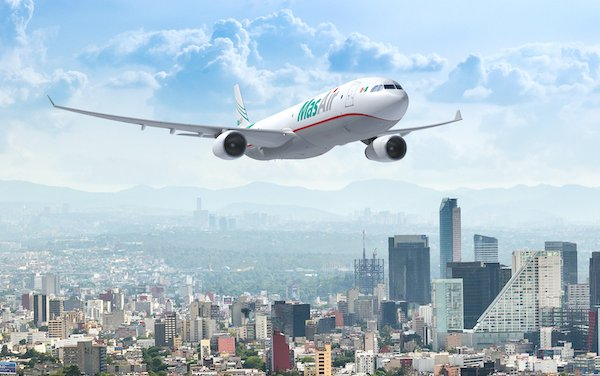 CDB Aviation agrees first-ever lease for two A330-300 P2F aircraft with Mexico MasAir