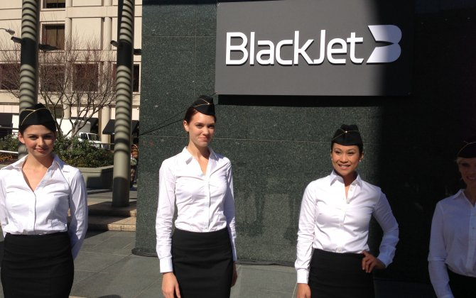 Celebrity-backed US jet charter company BlackJet ceases trading