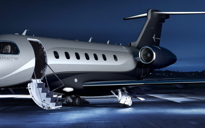 Centreline becomes Europes's primary operator of Embraer Legacy 500